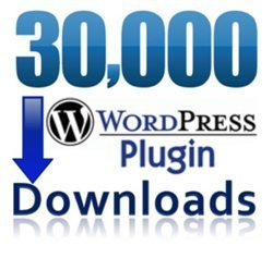 30,000 Plugin Downloads