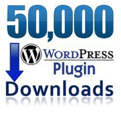 50,000 Plugin Downloads